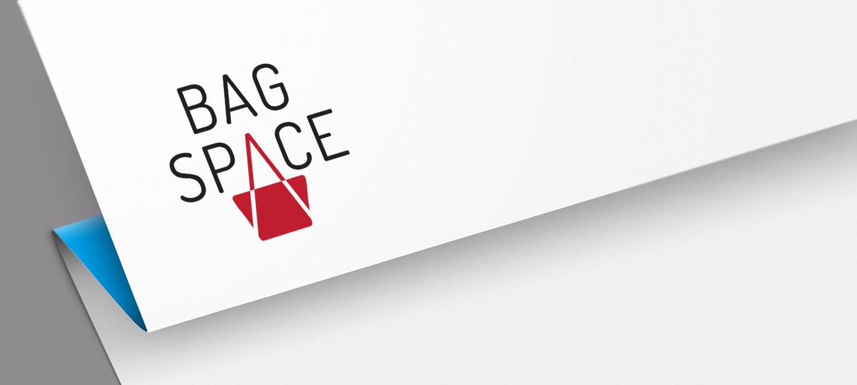 Bag Space Taschenladen Logoentwicklung