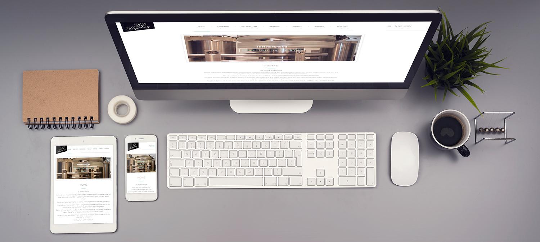 Homepage Relaunch für HiFi Referenz - Responsive Beispiel
