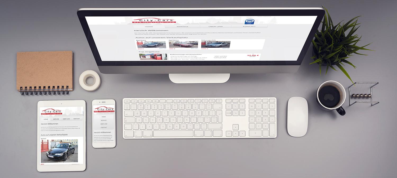 Webseite für KFZ Meisterwerkstatt