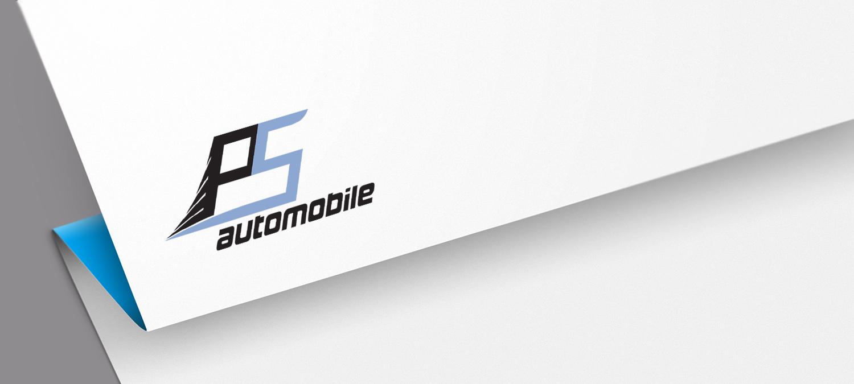 Autohändler Logoentwicklung - Logodesign Beispiel