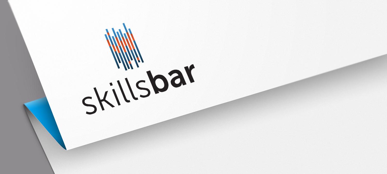 Skillsbar Logoentwicklung