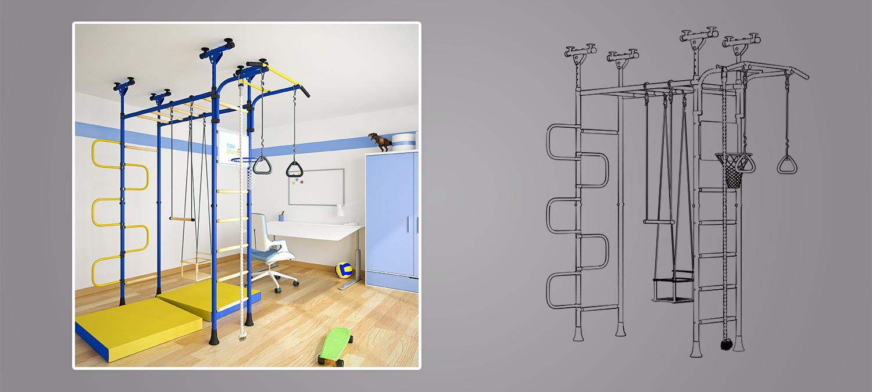 Kinderzimmer 3D Modellierung und Rendering für eine Firma aus Augsburg