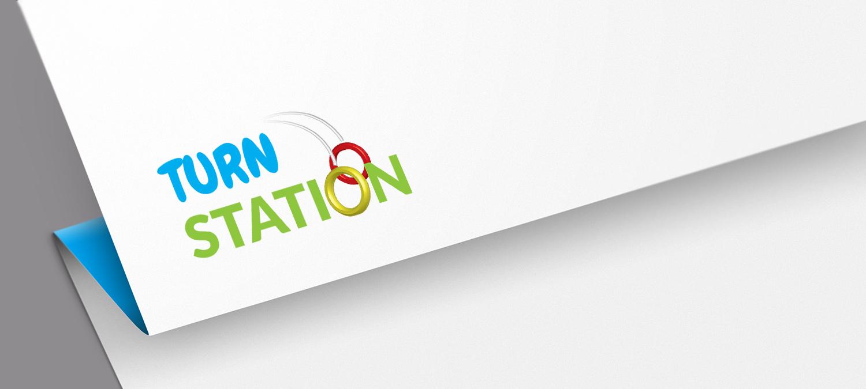 Turnstation Logoentwicklung