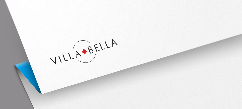Villa Bella Logoentwicklung